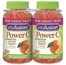 Give your immune system a boost, with the year-round support that it needs, with vitafusion™ Power C Gummies (300 ct.). Just two of these Power C gummies provides one serving. Apple Benefits, Vitamin C Benefits, Vitamin C Gummies, Best Apple Cider Vinegar, Vitamin Packs, Best Green Tea, Green Tea For Weight Loss, Orange, Daily Vitamins