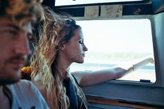 the rush of freedom, closing eyes against a gust of salty air through the window, nobody speaking as soul-lifting music blares through the car