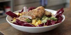 La recette des cordons bleu de poulet et polenta aux olives noires - Cuisine Actuelle