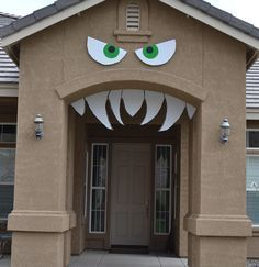 creepy house; cool for moms