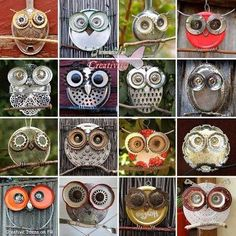 Brilliant! From Creative Recycling Ideas - Riciclo Creativo- idee fai da te