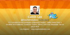 Sphere Of Influence:  Talking With The Twitter Master, Calvin Lee Brand Strategist, Social Media Tips, A Good Man, Branding Design, Thoughts, Writing, Twitter, Corporate Design, Identity Branding