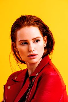 Madelaine Petsch photographed by Ruben Chamorra for Cosmopolitan