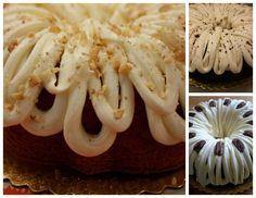 decorating bundt cakes