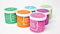Ice cream packaging