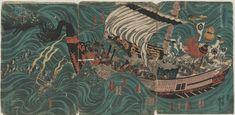Heike Ichizoku no Onryo – The Vengeful Ghosts of the Heike Clan ...