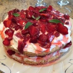 Sensational Strawberry Shortcake - Allrecipes.com