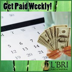 Have you ever considered becoming a L'BRI Consultant? When you do, commissions…