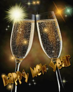 Happy New Year To All My Friends! x