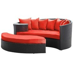 $889.00 LexMod Taiji Outdoor Wicker Patio Daybed with Ottoman in Espresso with Red Cushions Lexington Modern Outdoor,http://www.amazon.com/dp/B007A193KK/ref=cm_sw_r_pi_dp_zDBNsb0SPNSNDNG5