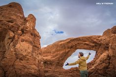 Arches National Park, Utah, USA. ANIA W PODRÓŻY travel blog and photography