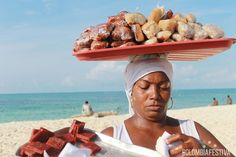 Coconut and guava treats from the Caribbean  region of Colombia