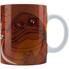 Caneca Chocolate Star Wars Jabba The Hutt