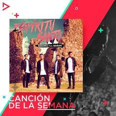Escucha la canción de la semana #EspírituSanto de @realredimi2 feat. @grupobarak #PlayNow  www.loopgodplay.com