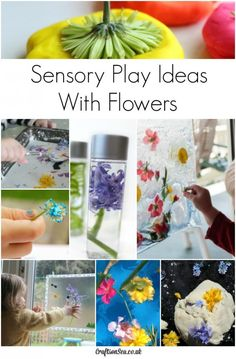 Sensory Play Ideas W