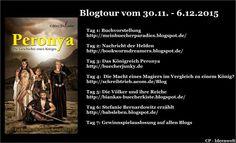 [Blogtour] Peronya - Die Geschichte eines Kriegers - Tag 3
