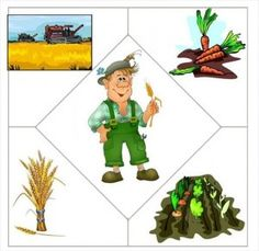 rompecabezas agricultor