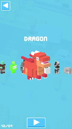 Dragon character