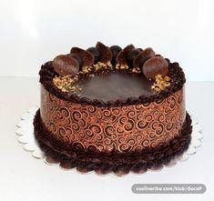 "Torta ""Kao Ferrero Rocher"" by Pota — Coolinarika"