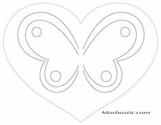 Valentines Day, Paper Crafts, Clip Art, Butterfly, Symbols, Letters, Heart, Whoville Hair, Love