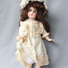 "ANTIQUE JUMEAU BISQUE DOLL LARGE JUMEAU BEBE 1890 25.2"" ORIGINAL CLOTHES & DRESS | Dolls & Bears, Dolls, Clothes & Accessories | eBay!"