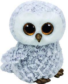 """Ty Beanie Boo 6"""" Owlette the Owl"""