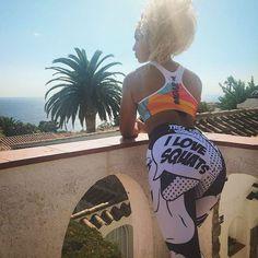 Tęsknimy za latem / We miss summer #trecgirl #checkform #abs #sixpack #squats#poniedziałek#trening #shesquats #bodybuilding #fitness #motivation #muscle#girlwithmuscles #lift #girlwholift #sexybeast #fitlife #fitfreak #fitnessfreak #photooftheday #wtorek #selfie #fitbody #fitness #motivation #lift #workout #workhard #polishgirl #siłownia #ThoseLeggings @alejandra_usc @trecwear @trecnutrition