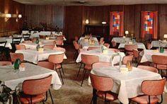 Black Bull Restaurant Chicago  #retro #pink