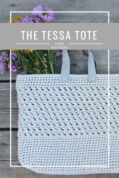The tessa tote