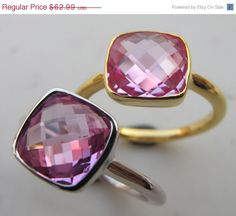 Hey, I found this really awesome Etsy listing at https://www.etsy.com/listing/182725564/sale-pink-quartz-ring-quartz-ring-pink