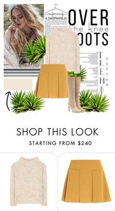 """""""Untitled #468"""" by kkotarac ❤ liked on Polyvore featuring Tom Ford, See by Chloé and Gianvito Rossi"""