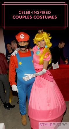 Celeb-Inspired Couples Costumes