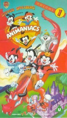 Animaniacs! hellooooooo nurse! :]