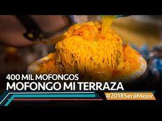 Mofongo Mi Terraza. #2018SeráMejor - YouTube Baked Potato, Potatoes, Baking, Ethnic Recipes, Youtube, Food, Terrace, Ethnic Food, Potato