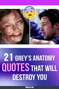 Time to whip out the tissues! Grey's Quotes. Shondaland, Shonda Rhimes. Greys Anatomy.
