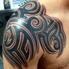 Hot Tattoos, Body Art Tattoos, I Tattoo, Girl Tattoos, Tattoos For Guys, Tatoos, Tribal Tattoo Pictures, Tribal Sleeve Tattoos, Picture Tattoos