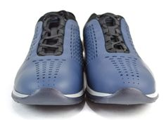 Fashion, fast, in these ZEGNA SPORT Italy Extra Light Sprinter Navy Men's Sneakers!  |  Have at it! http://www.frieschskys.com/footwear  |  #instastyle #mensfashion #mensstyle #menswear #dapper #stylish #MadeInItaly #Italy #couture #highfashion