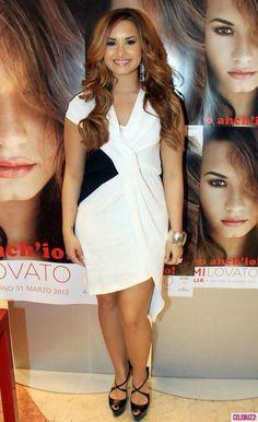 Demi Lovato slays anything she wears