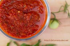 homemade crock pot slow cooker marinara