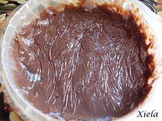 Crema de chocolate para relleno (Thermomix)