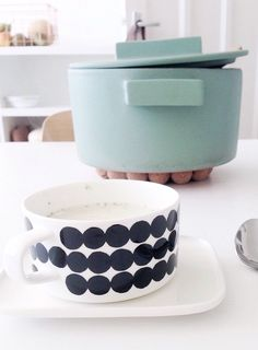 Via NordicDays.nl | Marimekko | Kitchen | Joannegelderman88