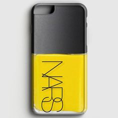 Strickly For Your Information Nars Yellow iPhone 6/6S Case | casescraft