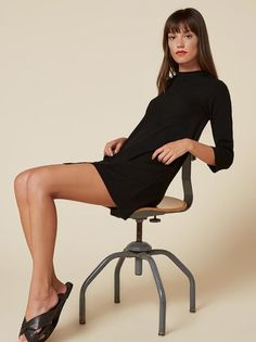 The Benji Dress  https://www.thereformation.com/products/benji-dress-black?utm_source=pinterest&utm_medium=organic&utm_campaign=PinterestOwnedPins