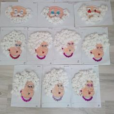 Kinderboekenweek opa en oma knutselen Grandparent's day craft idea for kids Crafts For Kids To Make, Diy And Crafts, Grandparents Day Preschool, Bookmarks Kids, Grands Parents, Paper Plates, Fall Crafts, Preschool Activities, Kindergarten