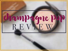Champagne Pop Review Dinner Makeup, Party Makeup, Champagne Pop Highlighter, Glitter Party, Natural Looks, Green Eyes, Makeup Yourself, Makeup Looks, Night
