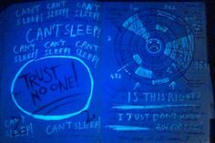 Gravity Falls Journal 3 Replica - Trust No one 2 by leoflynn