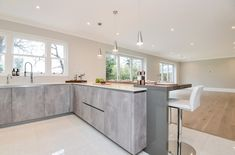 Contemporary Kitchen in Cobham, Surrey | KCA