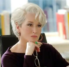 short gray hairstyles 2014 for women - yahoo Image Search Results
