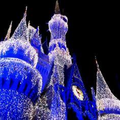 Disney World at Christmas! Magical...