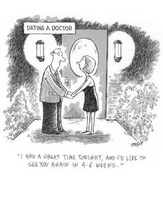 Dating a hospital doctor